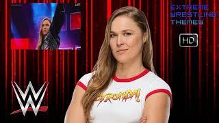 WWE - Ronda Rousey Theme - Bad Reputation