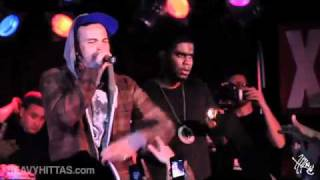Big K.R.I.T. and Yelawolf - Hometown Hero - Live at BB King 3-22-11