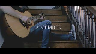 December - Neck Deep   cover