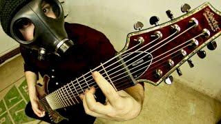Gas Mask Catalogue (9 string metal) - Rob Scallon