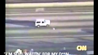 BH Obama White Bronco Chase Getaway From Scandalpalooza