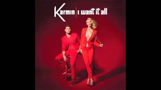 Karmin - I Want It All Instrumental / Karaoke with Lyrics