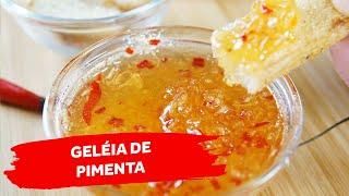 Geleia de Pimenta | Colher de Sopa