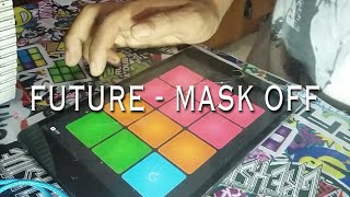 FUTURE - MASK OFF cover Super pads - street kits