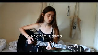 Wicked Game - Chris Isaak (Cover) by Zala Kralj