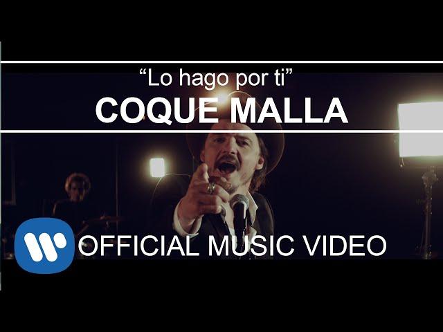 """Vídeo de """"Lo hago por ti"""" de Coque Malla"""