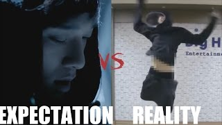 BTS (Bangtan Boys) Crack part 5 // Expectations vs Reality