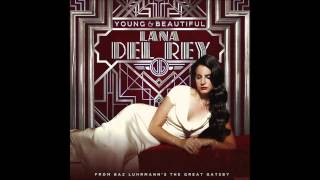 Lana Del Rey - Young and Beautiful (The Great Gatsby Version)