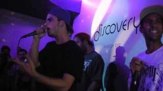 Dillaz -  Não sejas agressiva # DiscoveryPvz 11/10/2013