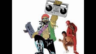 Major lazer vs. Rob base & dj ez rock - two pon the floor