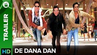 De Dana Dan (Uncut Trailer)   Akshay Kumar & Katrina Kaif