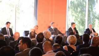 Blejski strateški forum se je končal z balkansko temo