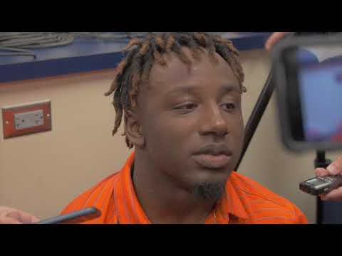 Kamryn Pettway Post-Game Interview - Mercer 2017