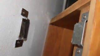 Instalação - Mão Amiga de Ferro - Suporte de fixação