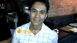 Arnold Reyes talks about his Cinemalaya movie ''Kasal'' width=