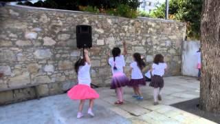 Dança de finalistas