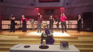 At The Cross (Love Ran Red)- Chris Tomlin, 4/14/17