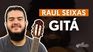 Videoaula Gitá (aula de violão)