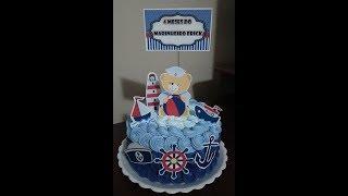 Decoração Fácil Com Bico 22 #MRBolosTortasCupcakes #Bolos