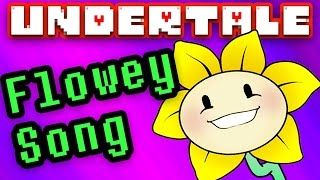 """UNDERTALE FLOWEY SONG """"I Am Flowey"""" by TryHardNinja"""