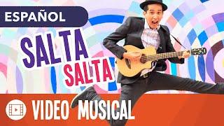 ¡Salta, Salta! | música infantil | movimiento para la familia | Ganador del Latin Grammy 123 Andrés