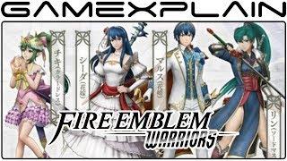 Fire Emblem Warriors - Shadow Dragon DLC Pack Details Revealed