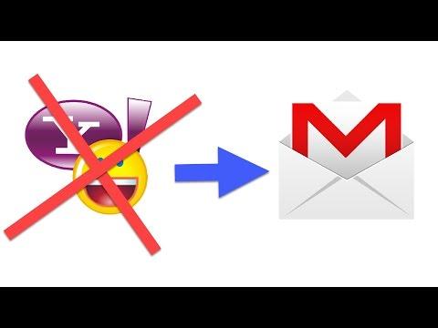 Yahoo e pe moarte, cum sa-ți transferi datele pe Gmail