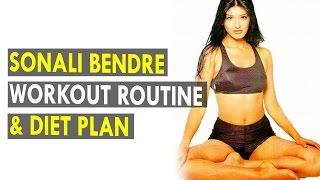 Sonali Bendre Workout Routine & Diet Plan - Health Sutra - Best Health Tips
