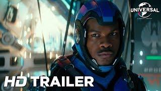 Círculo de Fogo: A Revolta - Trailer 1 (Universal Pictures) HD