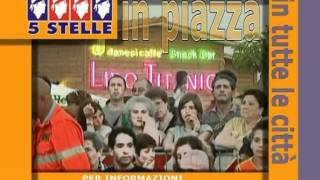 5 STELLE TV  IN PIAZZA BY PAUL DESSANTI TOUR IN SARDEGNA