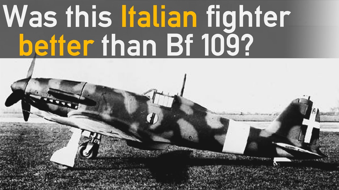 What the German's thought about Italian Fighter Planes