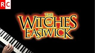The Witches of Eastwick | John Williams | Piano Cover