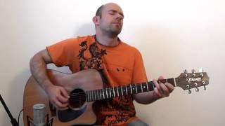 Suspicious Minds (Elvis Presley) - Acoustic Guitar Solo Cover (Violão Fingerstyle)