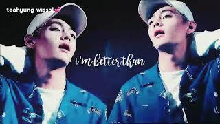 Kim teahyung /V/ let me love you 💜❤💛