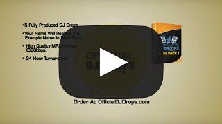 Mega Pack 1 - Official DJ Drops