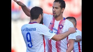 Independiente CG 1 vs. Cerro Porteño 2 - Torneo Apertura 2017 - Gustavo Matosas e Igancio Don