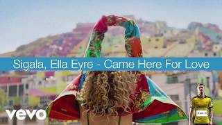 (sub español)Sigala, Ella Eyre - Came Here For Love