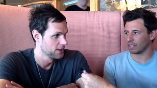 Interview with Prok and Fitch on Groove Cruise XI
