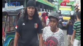 Kerap Ancam dan Peras Pembeli di Pasar, Preman Berkedok Juru Parkir Dirazia Polisi - SIM 01/06