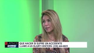 Marcela Guimoye de Us Injury Center, y buenos consejos