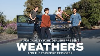 Ford Music presents Weathers