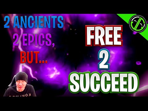 We Summoned For 2x & Got 100% Epic Rates.... Free 2 Succeed - EPISODE 4