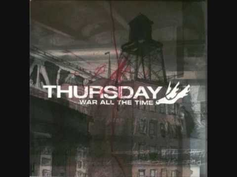 This Song Brought To You By A Falling Bomb de Thursday Letra y Video