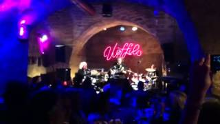 ALBERTO RADIUS e LA FORMULA 3 live al UEFFILO MUSIC CLUB