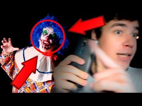 The Creepy Clown Sightings Hysteria