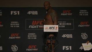Fight Night Austin: Weigh-in