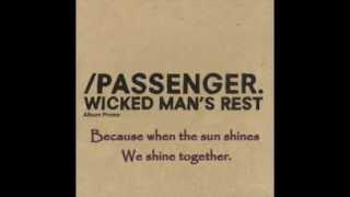 Passenger - Umbrella (Cover), Lyrics.