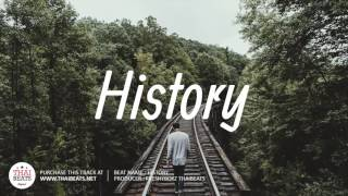 History - Jazz Hip-Hop Beat x FreeStyle Rap Instrumental 2017
