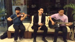 Beautiful in white (Jake Jacinto Haranista Cover)
