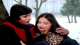 Kabhi Kabhi Mere Dil Mein Khayal Aata Hai - Mukesh - Kabhi Kabhie (1976) - HD